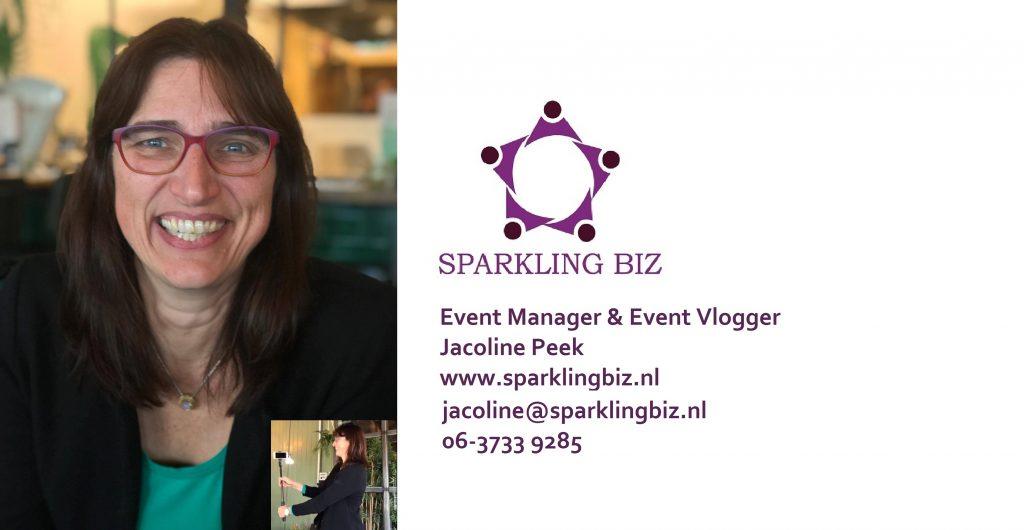 De Event Vlogger - Sparkling Biz