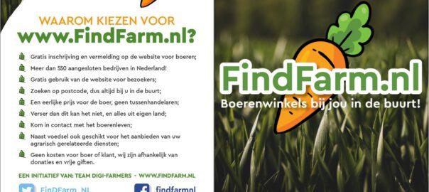 FindFarm zoeksite boerderijwinkels